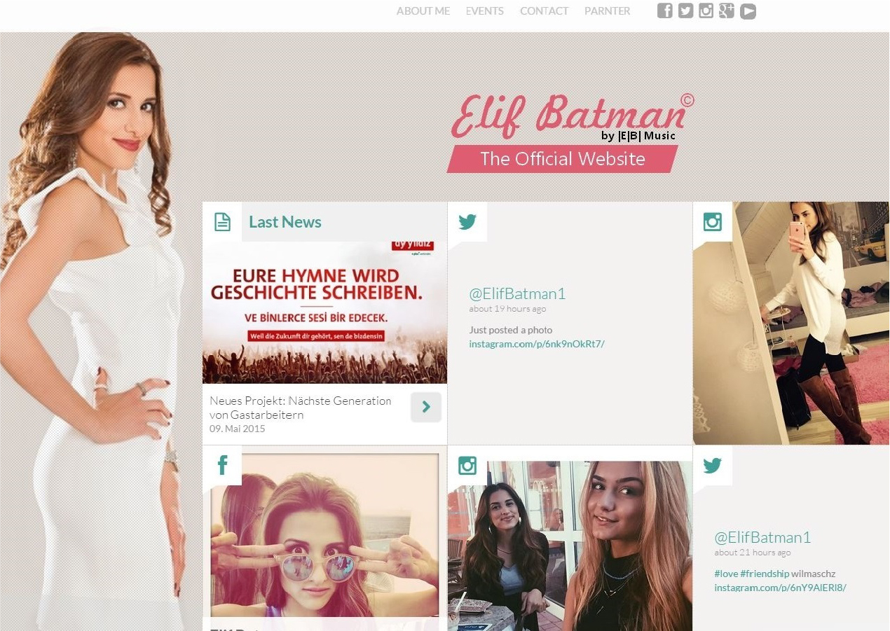 Elif Batman - Official Website