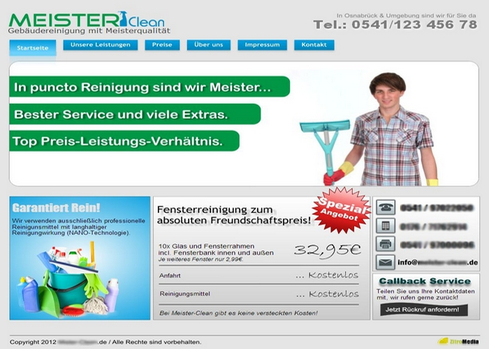 Meister Clean